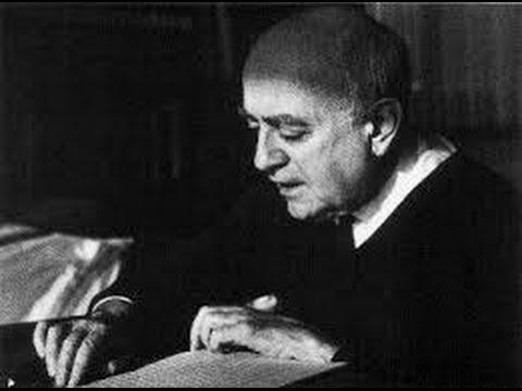 Theodor W. Adorno - Der Bürger als Revolutionär (Portrait 1/2)