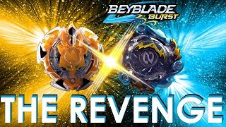 REVENGE!! TREPTUNE VS NEPSTRIUS N2 BATTLE
