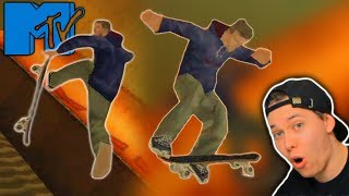 MTV Made a Skateboarding Game | MTV Skateboarding