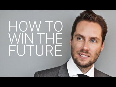 HOW TO WIN THE FUTURE - Innovation Keynote Speaker Jeremy Gutsche's Speech on Change & Culture