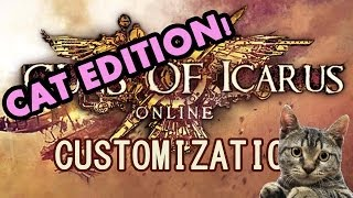 GUNS OF ICARUS GRUDGE MATCH: CUSTOMIZATION ft CATS