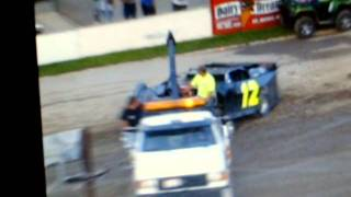 Gregg Satterlee Dream Heat race 2010