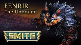 Smite - Arena Gameplay Fenrir (The Unbound) 3
