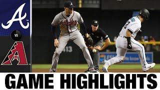 Braves vs. D-backs Game Highlights (9/21/21) | MLB Highlights