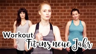 HIT WORKOUTI FIT INS NEUE JAHR I Advance Your Style