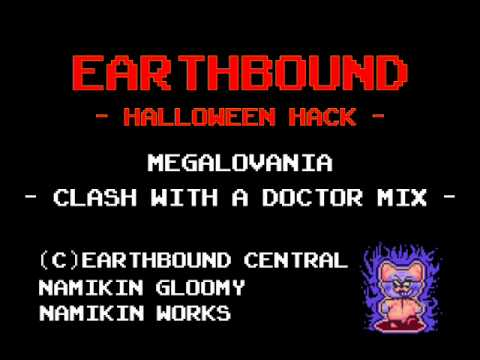 Megalovania - EarthBound Halloween Hack
