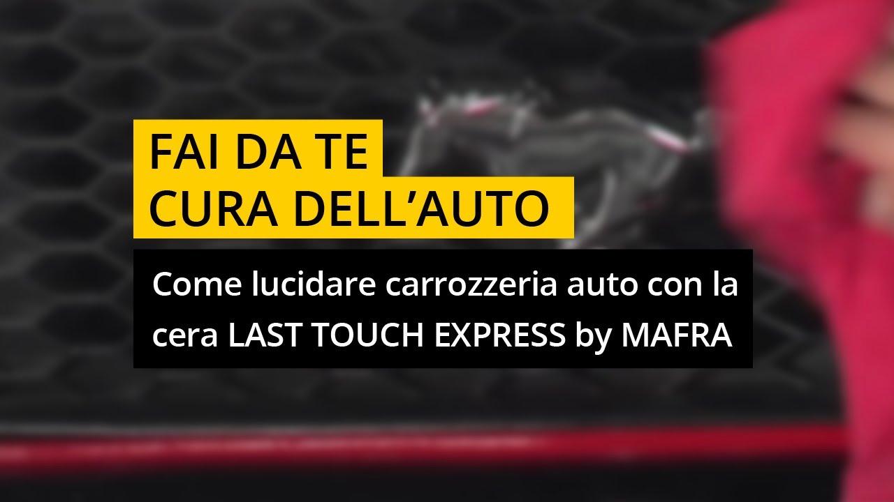 Panno Microfibra Per Asciugare L Auto.Come Lucidare Carrozzeria Auto Con La Cera Last Touch Express Di Ma
