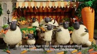 McDonald's Happy Meal Shaun The Sheep advert