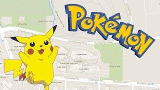Google Maps pokemon challenge localizaciones Español Free HD Video
