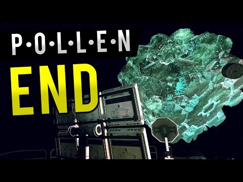 Pollen Gameplay - End - ON OUR WAY HOME | Let's Play P.O.L.L.E.N