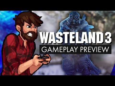 THE FIRST HOUR | Wasteland 3 – GAMEPLAY PREVIEW