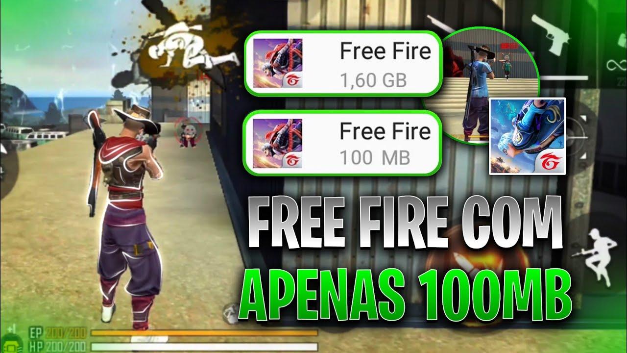 FREE FIRE COM APENAS 100MB ? COMO REMOVER O TRAVAMENTO DO FREE FIRE NO J2 PRIME E J2 CORE !!