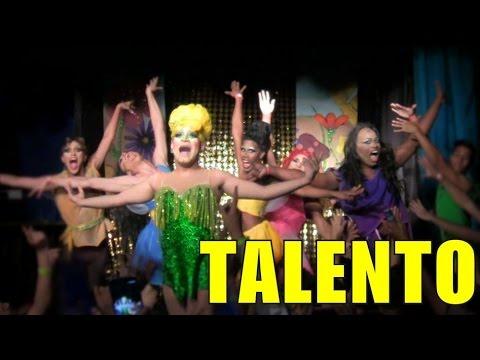 TINKERBELL    ' LA BURRA ' SANMIGUEL en   TALENTO GUFIA'O   MISS GUFIÁ GENERATION 2015 • HD