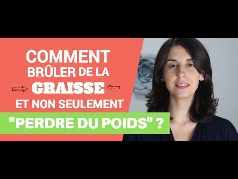 """Comment BRULER De La Graisse Et Non Seulement """"perdre Du Poids"""" ?"""