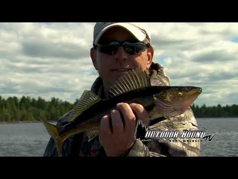 Rainy Lake Walleye, Pike And Small Mouth And A Visit To The Harry Oveson Fish Camp