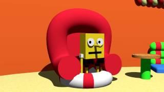 Spongebob's Cousin