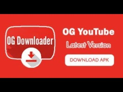 How to Download and Install OG Youtube [No Root]