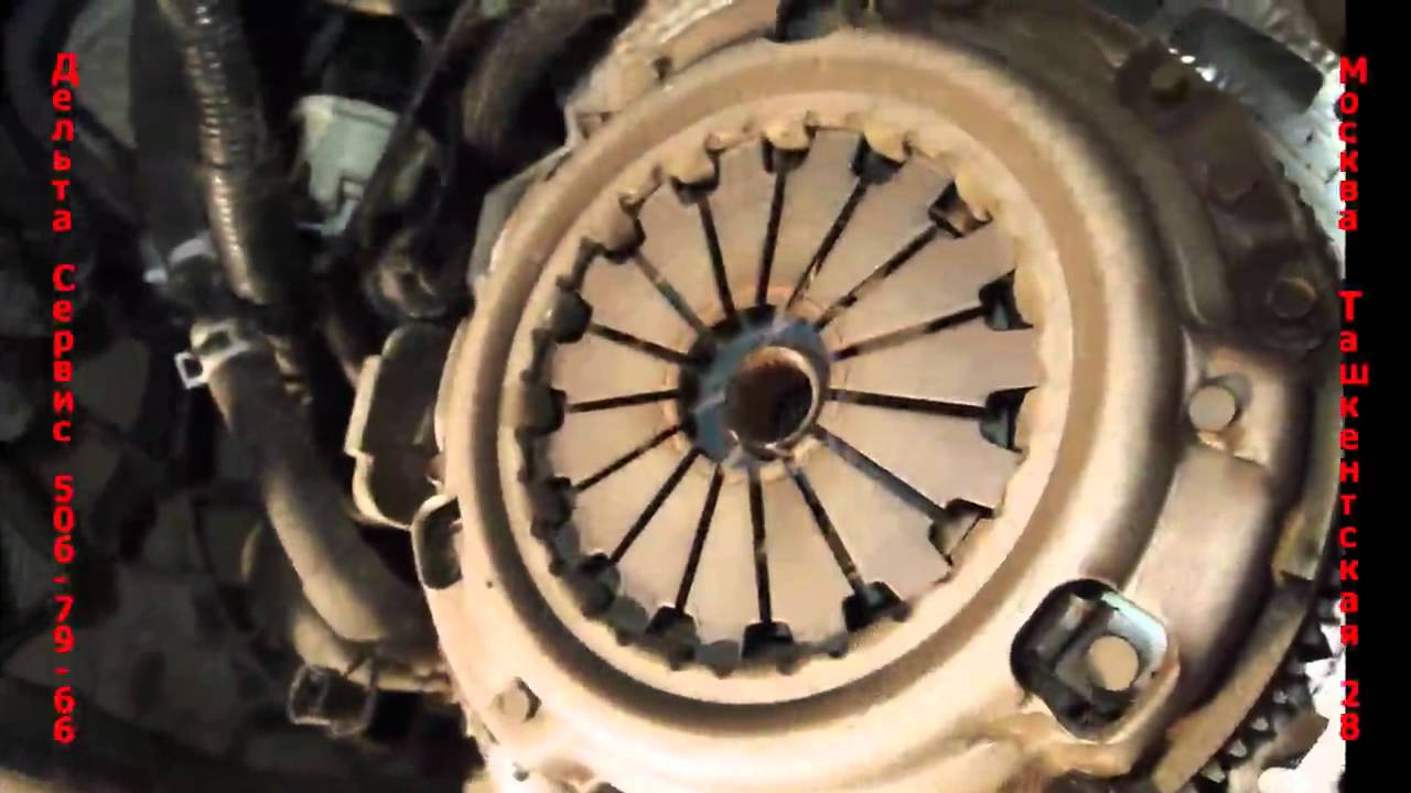 Диагностика форсунок двигателя прадо