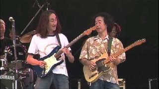 Sentimental City Romance Live Performance at Fuji Rock Festival JAP...