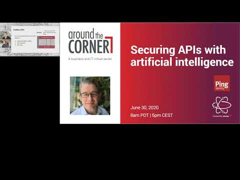Around the Corner   Securing APIs with Artificial Intelligence
