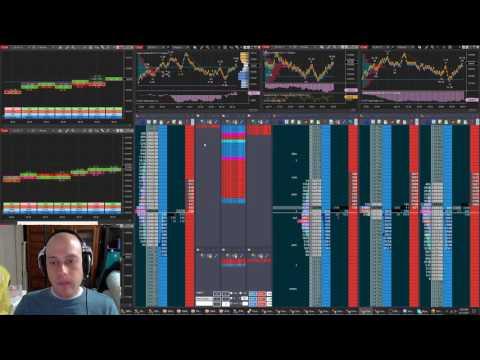 Trading ZB 30 Year Bond 2017 04 11