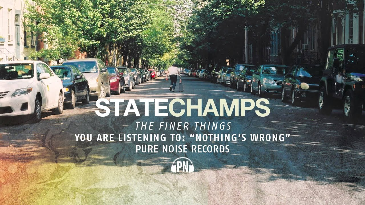 State Champs Quot Nothing S Wrong Quot Youtube