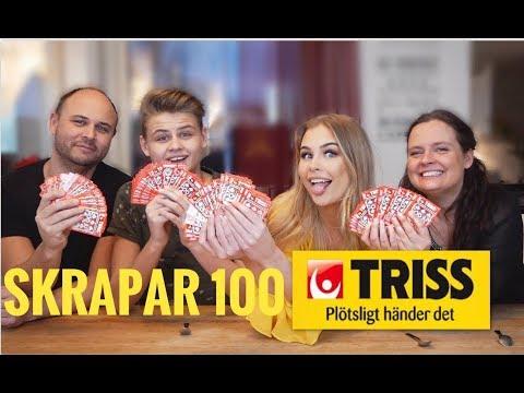 SKRAPAR 100 TRISSLOTTER