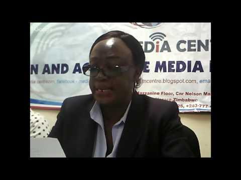 Zimbabwe Civil Society briefing on the current Zimbabwe Crisis