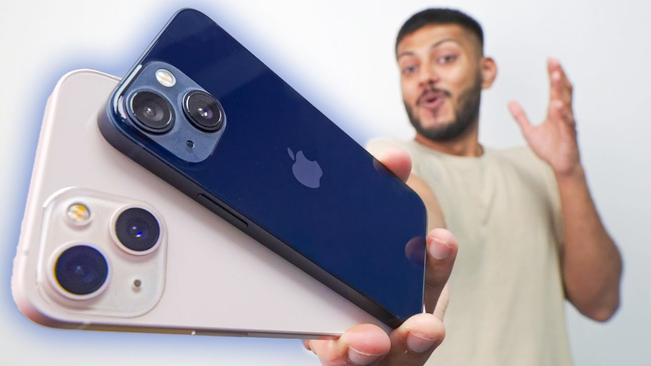 Apple iPhone 13 & 13 Mini Unboxing and Quick Look - Paisa Wasool ?