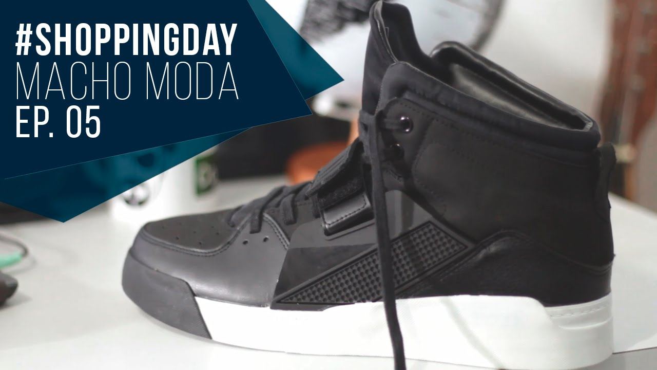 ShoppingDayMM 05 - Sneaker, Moletom Oversized, Blazer Slim... - YouTube ef44cdd35e