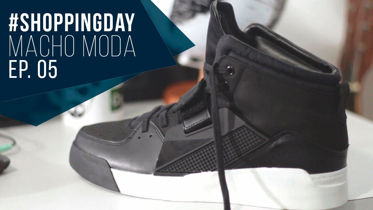 ShoppingDayMM 05 - Sneaker, Moletom Oversized, Blazer Slim... - YouTube f3ee4cb9b3