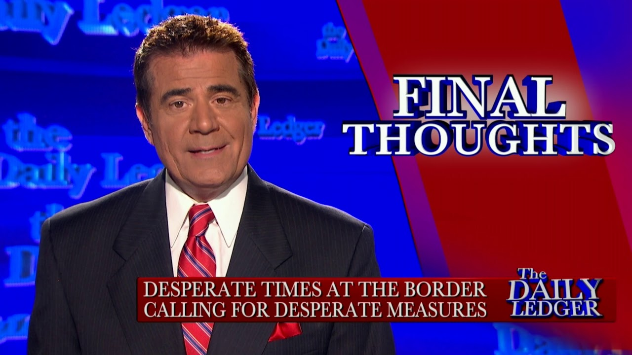 OAN Network - Final Thoughts: Desperate Times Call for Desperate Measures