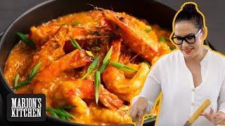 Singapore Chilli Prawns -  Marion's Kitchen