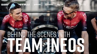 Team INEOS and Pinarello 2019 Tour de France Behind the Scenes | Sigma Sports