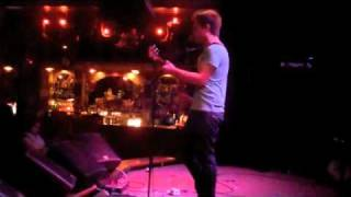 """Blinding Rage"" Johnny Whitney Acoustic"