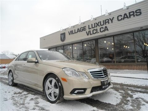 2010-mercedes-benz-e350-[premium-4matic]-in-review---village-luxury-cars-toronto