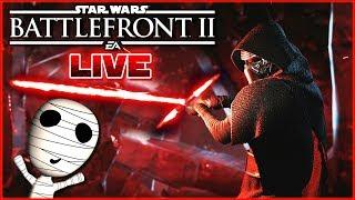 Mit Star Wars ein guter Start ins Wochenende! 🔴 Star Wars: Battlefront II // PS4 Livestream