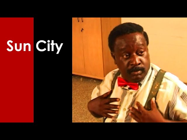 RETRO DAYS - Sun City - Examination 2 | TV SERIES GHANA