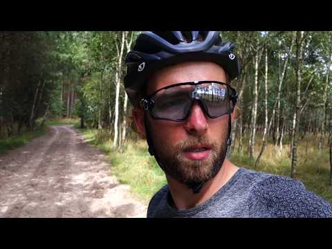 Cycling Past The Prostitutes In A Forest. UK - Lithuania Day #13
