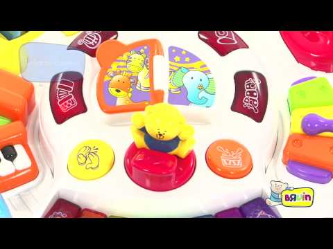 """Bruin Music and Play Activity Table at Toys""""R""""Us"""