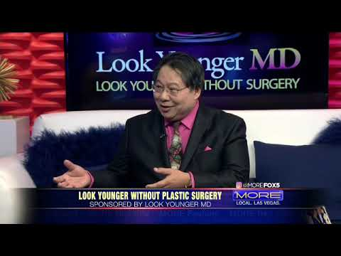 Look Younger MD - Dr. Lee featured on The MORE Show