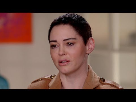 'This is deeper than a cover-up': Rose McGowan denounces Democratic party, calls the media a cult