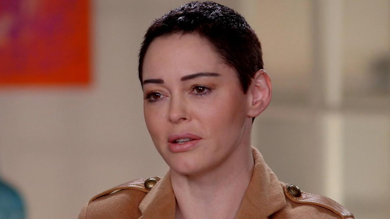 Consider, that Rose mcgowan com
