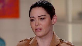 Rose McGowan describes alleged rape by Harvey Weinstein: Nightline Part 1 thumbnail