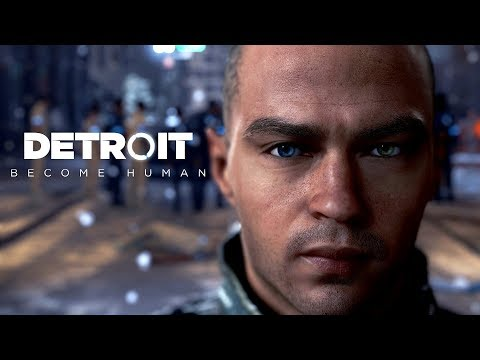 Markus' Story (Detroit: Become Human) 4K Ultra HD