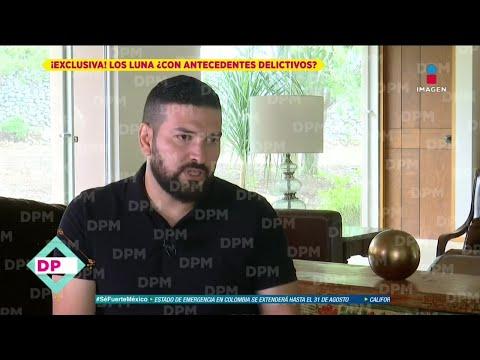 ¿Américo Garza Golpeó Y Maltrató A Karla Luna En Público? ¡Esta Es Su Versión!   De Primera Mano