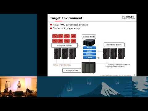 Efficient  Management Using Cinder Volumes for Virtual and Baremetal Machines
