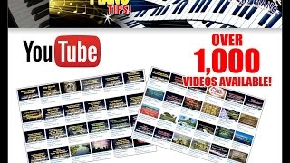 Over 1000 Free Piano Lessons For Adults On YouTube!