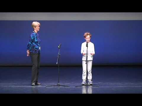Adrianos , 3rd Grade  poem festival (Denial by Giorgos Seferis)