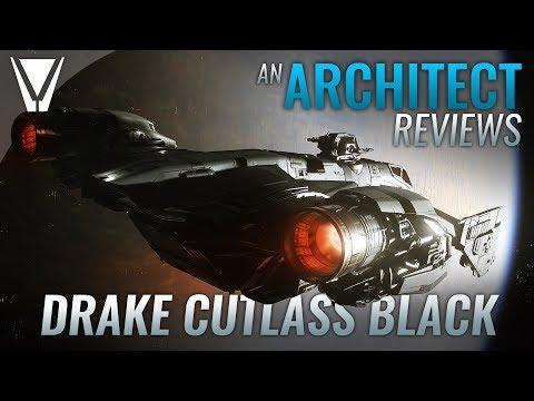 An Architect Reviews - Drake Cutlass Black [Star Citizen]